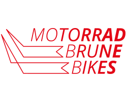 Motorradbrune